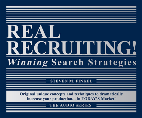 Real Recruiting! Winning Search Strategies - The Audio Series: Special Introductory Price!