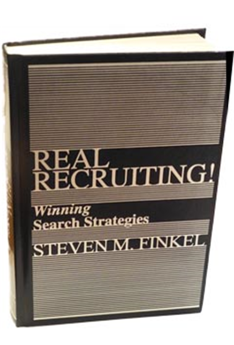 Real Recruiting! Winning Search Strategies  eBook Format!!