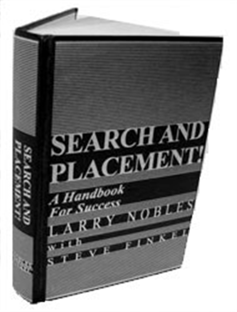 Search and Placement! eBook Format!